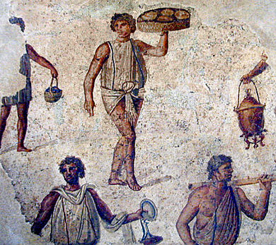 People With A Price Slavery In The Roman World